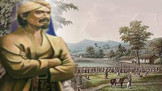Raden Mukmin Menyepi di Bukit Prawoto
