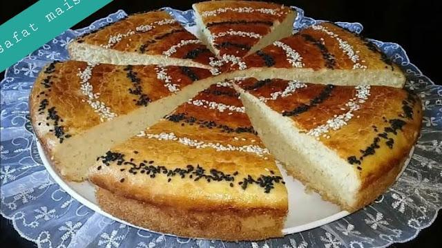 خبز الدار بون بيض ولا حليب ولا دلك . خبز الدار السريع و الخفيف -مجلة سيليا