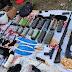 PC neutraliza e destrói explosivos apreendidos durante operação em Igreja Nova