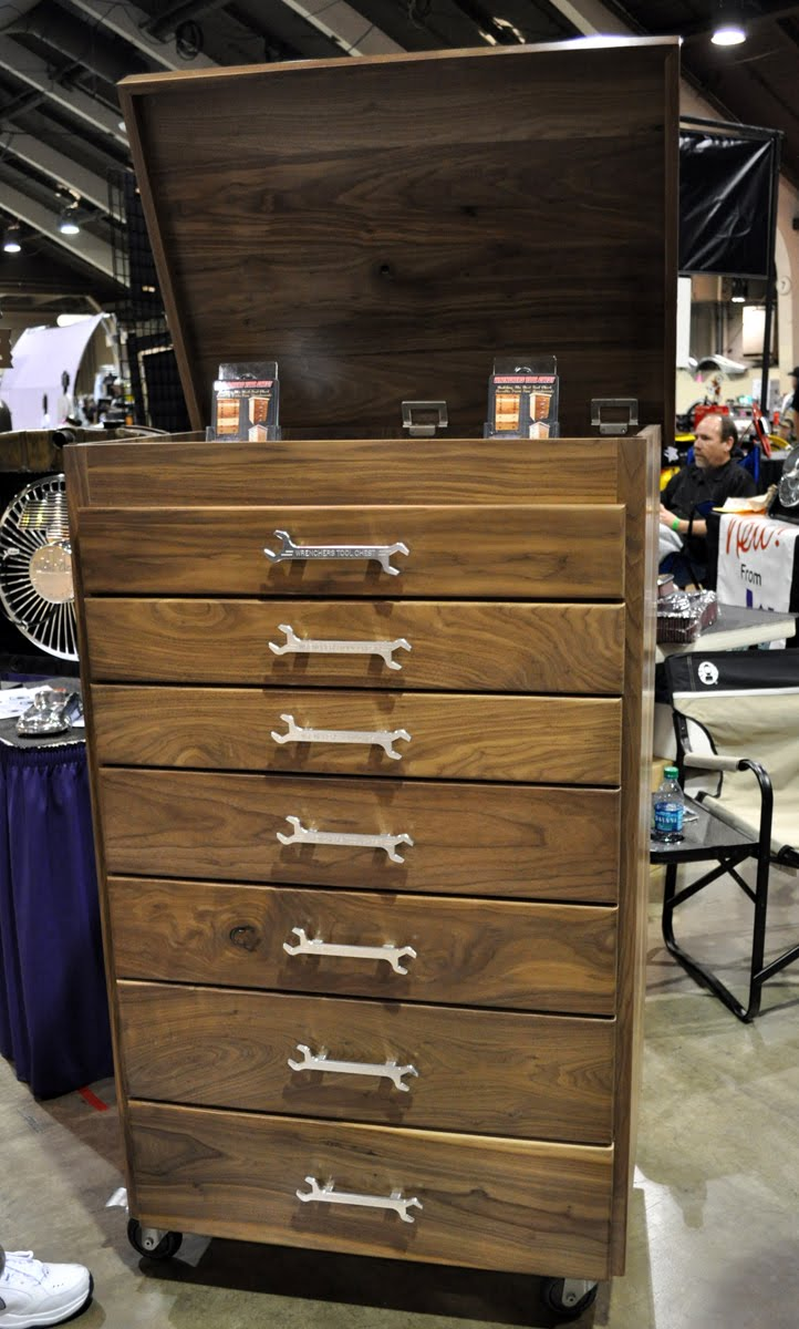 ... Tool Chests, these are awesome, handmade in San Jose California by a