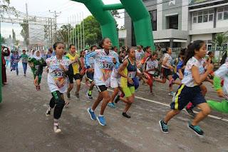 Lomba Lari Maraton 10K HUT Kobi ke-15, Pelari Lombok dan Sumbawa Raih Uang Tunai Rp10 juta
