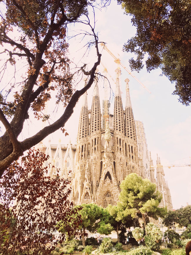 Barcelona in 3 days - Barcelona travel guide - Sagrada Familia