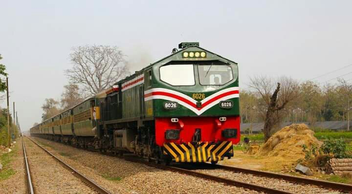 Pakistan Railways Reservation System Crashes, IT Team Working on Backup