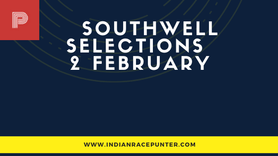 Southwell Race Selections 3 February