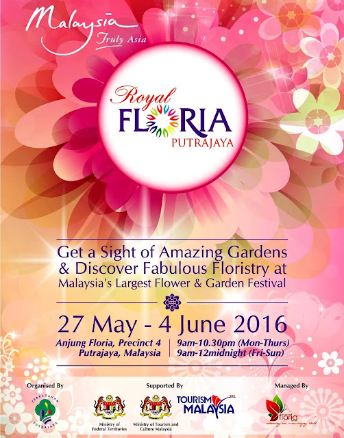 Royal Floria Putrajaya 2016