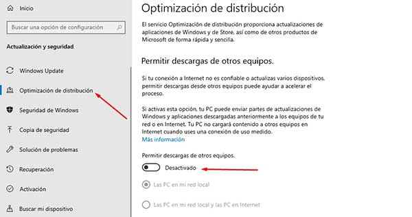 Solución Windows 10 Consume Tu Ancho De Banda Desactívalo