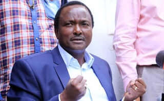 Kalonzo Musyoka a wiper leader