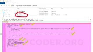 Langkah 4 Tutorial PWABuilder by Leafcoder