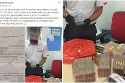 Kembalikan Uang Rp500 Juta, Mujenih Ikhlas Meski Tidak Diberi Imbalan