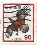 Selo Águia-real, Japão