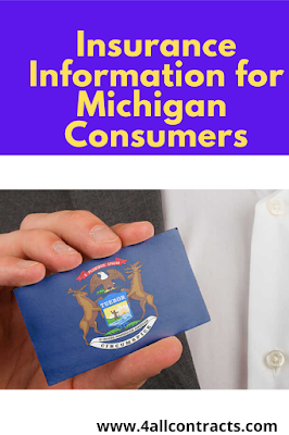 Insurance Information for Michigan Consumers