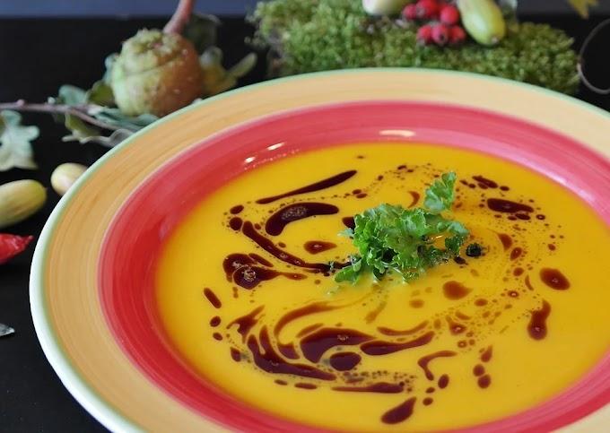Sopa de calabaza: la mejor receta de Halloween apta para dietas