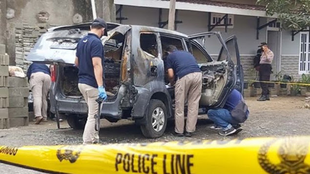 Tewas Terbakar, Saudara Perempuan Presiden Jokowi Duduk di Belakang Mobil