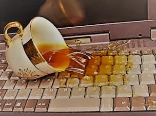 5 risks are damaging your laptop - AWRAQ Community Leaves