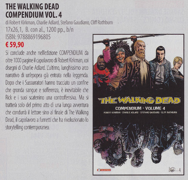 The Walking Dead Compendium #4