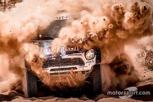 ASO realiza cambios en la cuarta etapa del Dakar para sortear las dunas de Tupiza