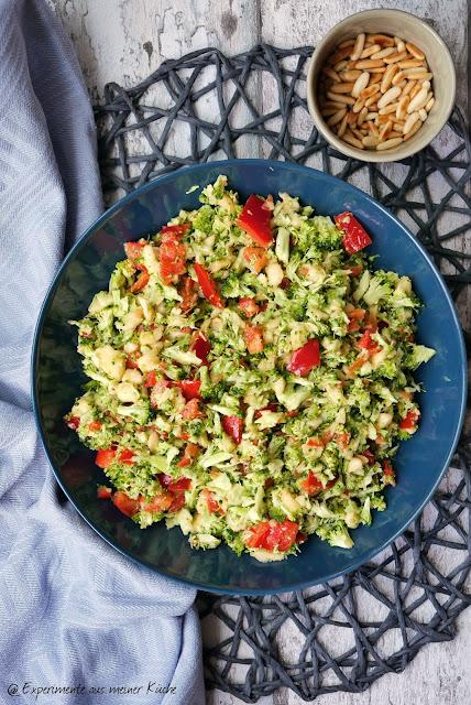 Brokkoli-Rohkost-Salat | Rezept | Kochen | Essen | Weight Watchers