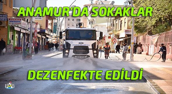 Anamur Haber, Anamur Son Dakika, Anamur Haberleri, Hidayet Kılınç, Anamur Belediyesi, #EvindeKalAnamur
