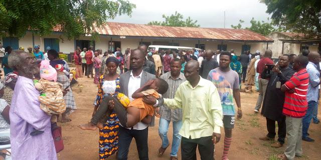 28 alunos sequestrados em colégio batista são libertados na Nigéria