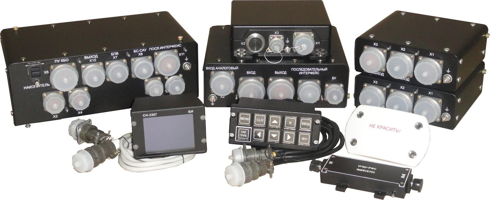 Апаратура споживачів супутникових навігаційних систем ГЛОНАСС і GPS NAVSTAR СН-3307-02