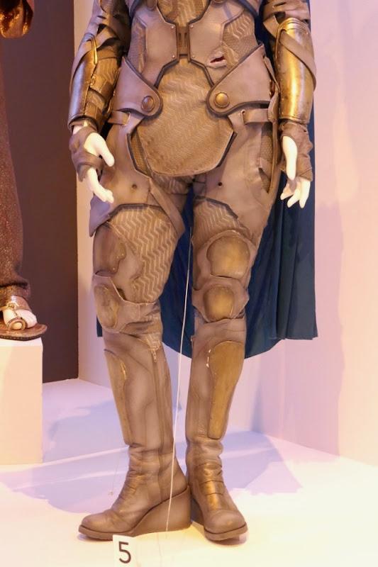 Asgardian Valkyrie costume legs Thor Ragnarok