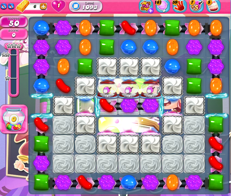 Candy Crush Saga 1093