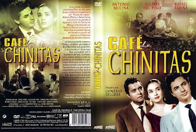 Carátula dvd: Cafe de Chinitas (1960) Cine Español