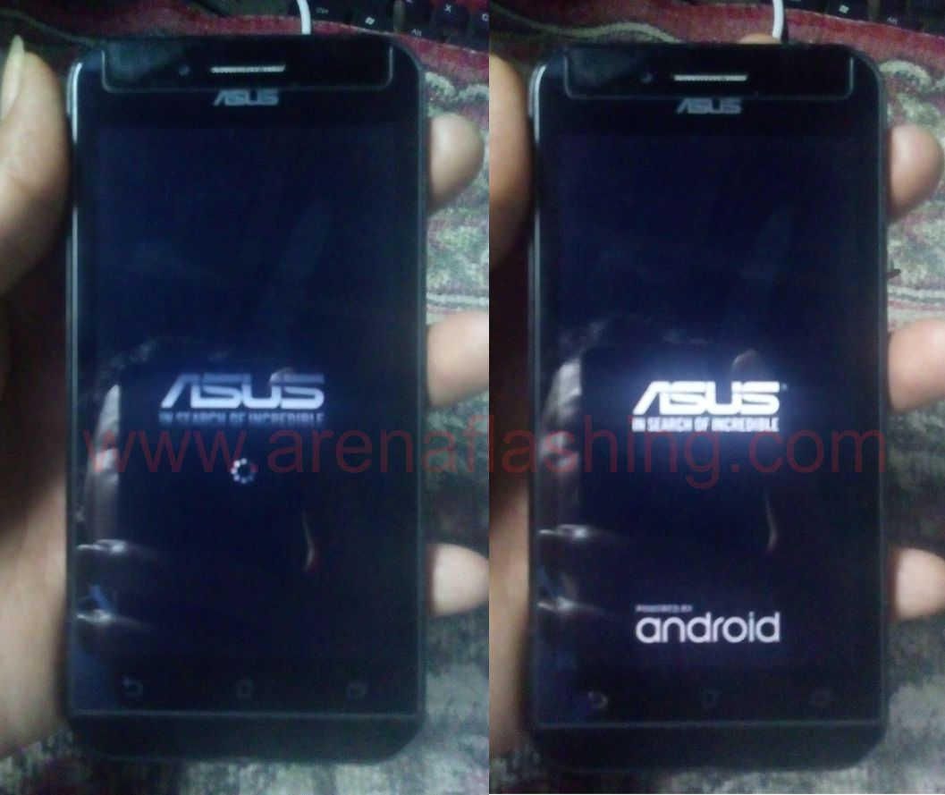 Download Asus zenfone 2 firmware from sd