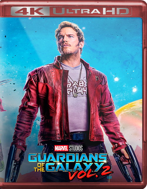 Guardians of the Galaxy Vol. 2 [2017] [UHD] [2160p] [Latino]