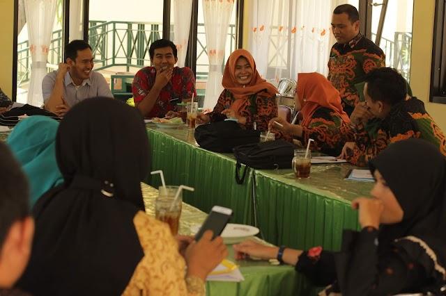 Monitoring dan Evaluasi Pengelolaan Keuangan Desa Se-Kecamatan Lumajang