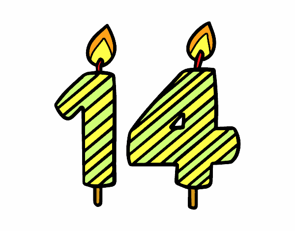 14 Years old Birthday Messages - Make them a very happy birthday!
