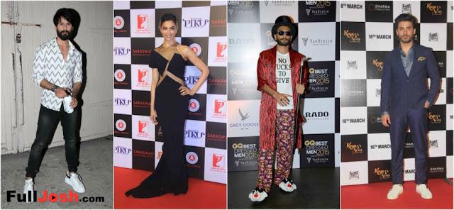 Bollywood Celebrities Who Suffer Deepika Padukone And Ranveer Singh's Relationship ?