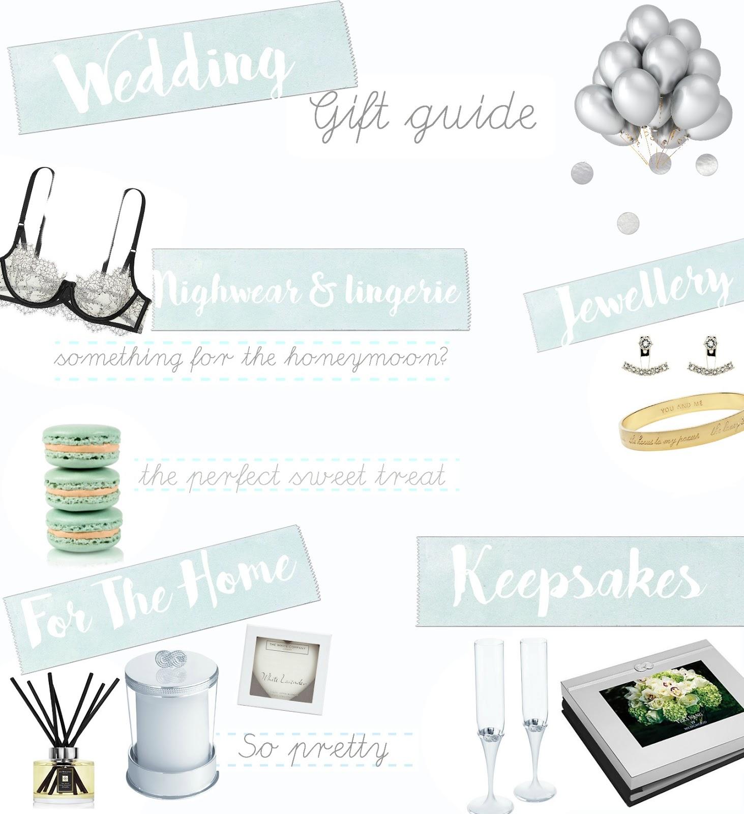 Wedding, Bridal, wedding gift guide, wedding presents, wedgwood, vera wang wedgwood, wedding presents, what to buy brides, victorias secret, etsy,