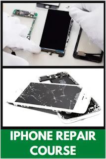 iPhone repair course