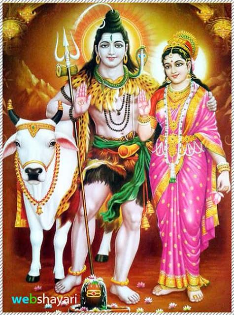 shiva parvathi wallpapers hd photo god