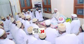 हर इंसान को अपना मन साफ रखना व हर धर्म के व्यक्ति का आदर करना आज के समाज में आवश्यक : सैयदी सैफूद्दीन भाईसाहब