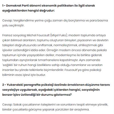 Türkiye'nin toplumsal yapısı