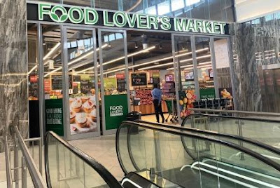 Food Lovers's Market entrance