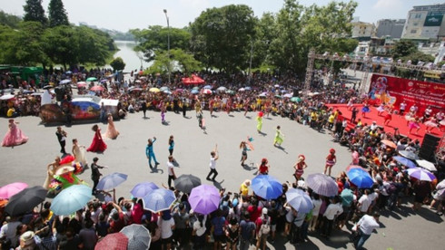 """Hanoi to hold many activities on occasion 20th anniversary of """"City for peace"""""""