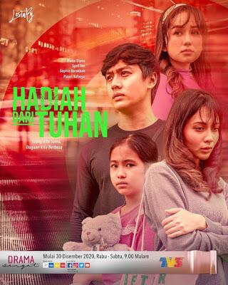Drama Hadiah Dari Tuhan TV3