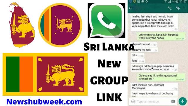 Join 999+ Sri Lanka Whatsapp group links 2020