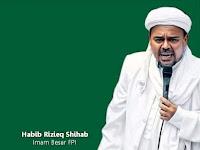 Mengenal Lebih Dekat Habib Rizieq, Anak Pejuang Kemerdekaan yang Kini Menjadi Imam Besar FPI dan Panglima Umat