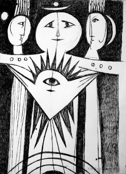 Dibujo sin ttitulo, 1988