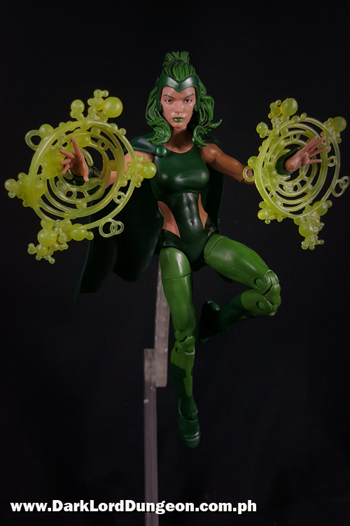 Marvel Legends Lorna Dane - Polaris - Action Figure