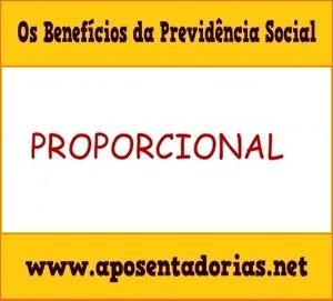 A Inexistência de Aposentadoria Proporcional no INSS.