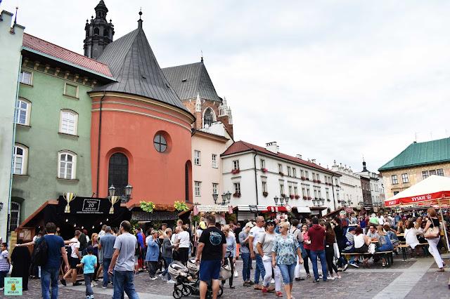 Rynek Maly, Cracovia
