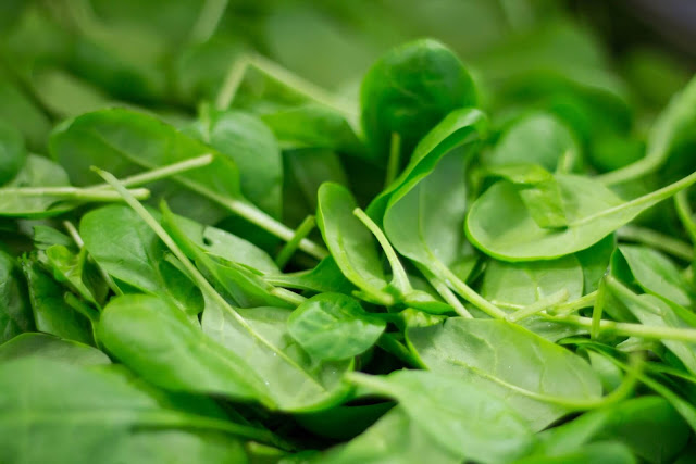 nutritional value of spinach