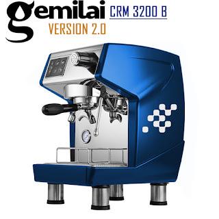 Máy pha cà phê CRM3200 1group