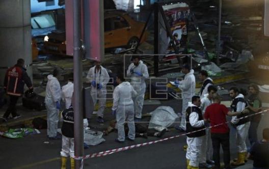 istanbul terror attack death toll