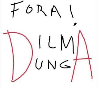 Será que não dá pra incluir o Dunga no impeachment junto coma Dilma?
